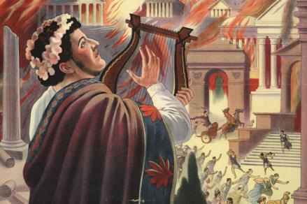 Emperor Nero.