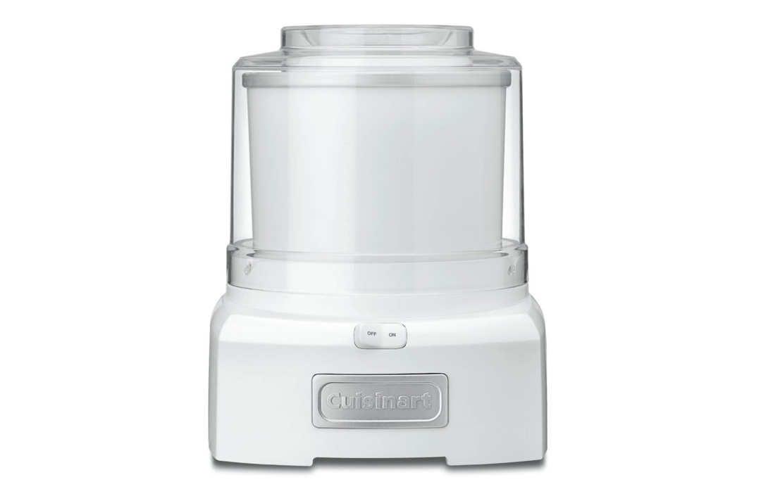 Cuisinart ICE-21 1.5 Quart Frozen Yogurt–Ice Cream Maker.