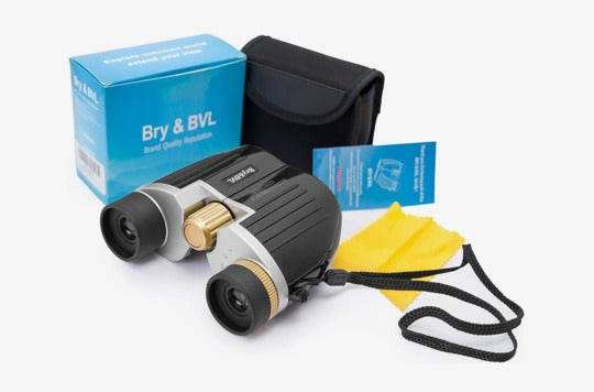 Bry & BVL Binoculars for Kids.
