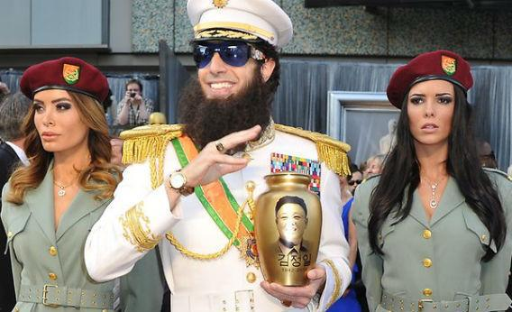 The Dictator, starring Sacha Baron Cohen, reviewed