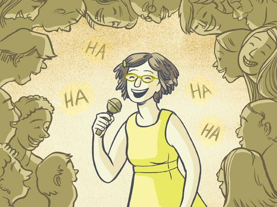 Women Comedy.
