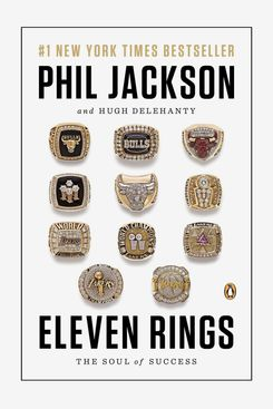 """Eleven Rings"" by Phil Jackson"