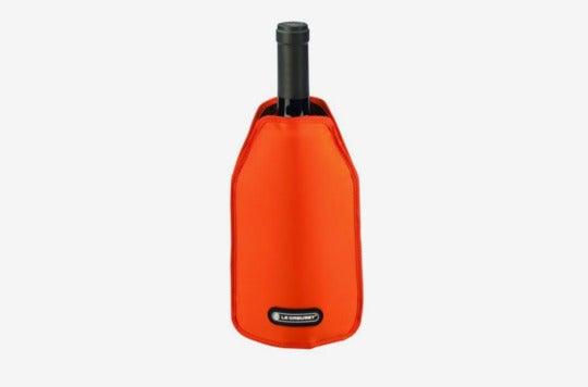 Le Crueset Wine Cooler Sleeve.