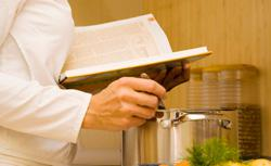 Cook with a cookbook. Click image to expand.