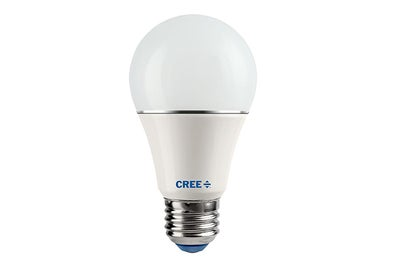 Cree 60W Equivalent Soft White A19 Dimmable LED