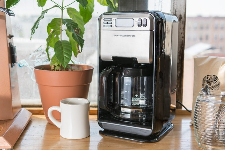 Hamilton Beach 12-Cup Coffee Maker