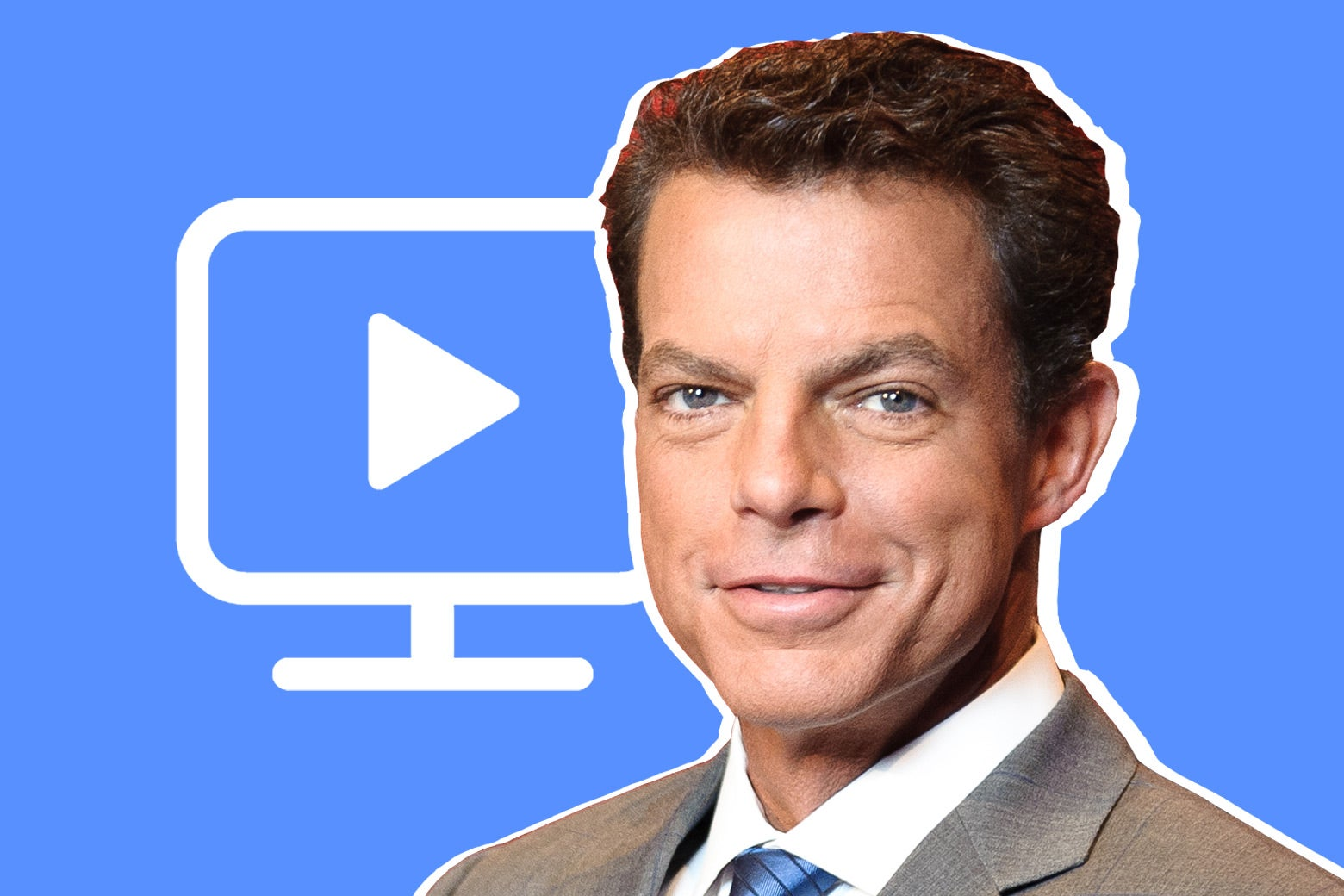 Shepard Smith on Facebook Watch background