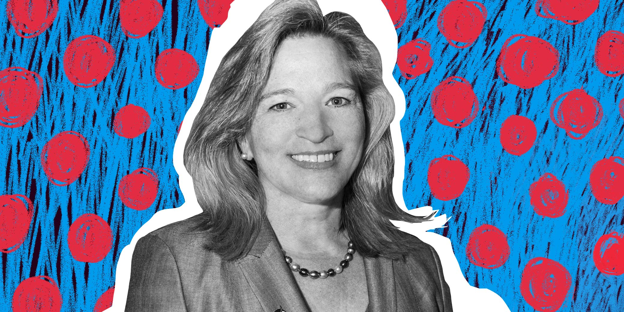 Ellen Stofan, director of the Smithsonian National Air and Space Museum