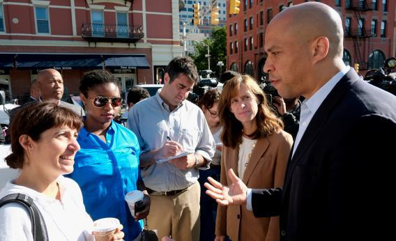 Education Issues At Stake As Senate >> Cory Booker Teachers Unions Liberals Don T Like New Jersey S Next