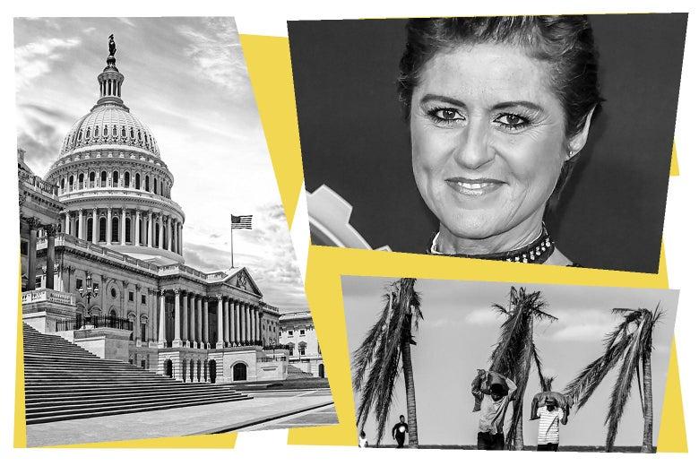 U.S. Capitol, Sabine Schmitz, Hurricane Iota