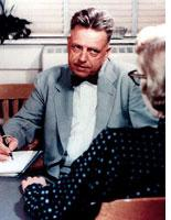 Alfred Kinsey.