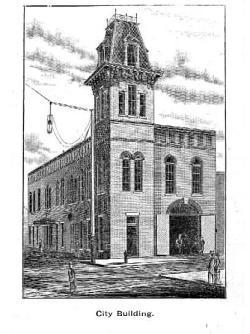 Muncie City Building.