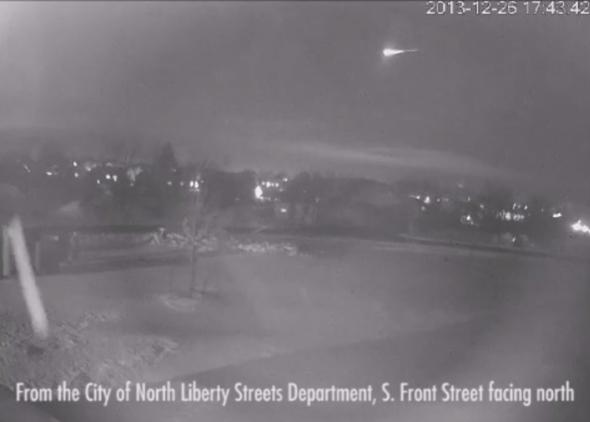 Dec. 26 2013 fireball