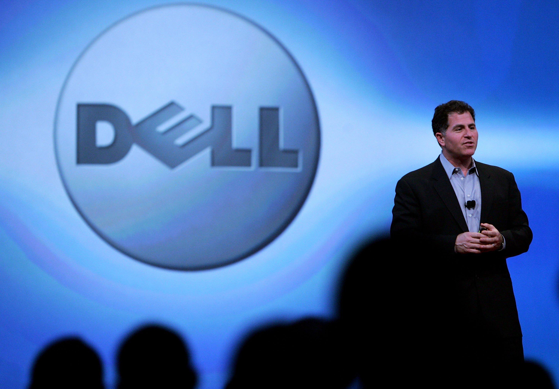 Dell Chairman and CEO Michael Dell