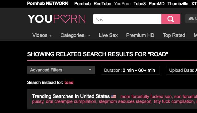 You porn website