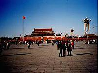 There is still no memorial to the students who died in Tiananmen Square