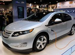 Chevy Volt. Click image to expand.