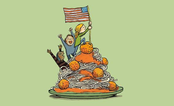 """On Top of Spaghetti"""": Kids love it, but why don't they sing"""