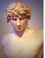 A Roman Bust