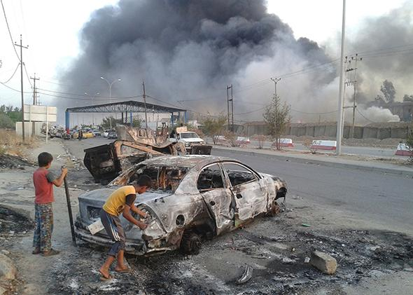 Mosul.