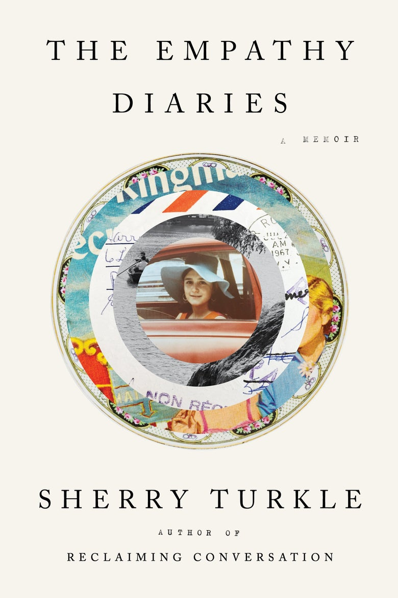 The book cover of The Empathy Diaries