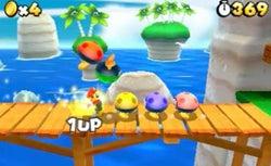 Super Mario 3D Land.