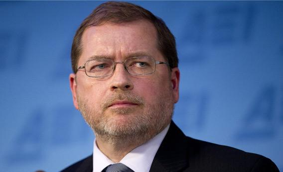 Founder of Americans for Tax Reform Grover Norquist.