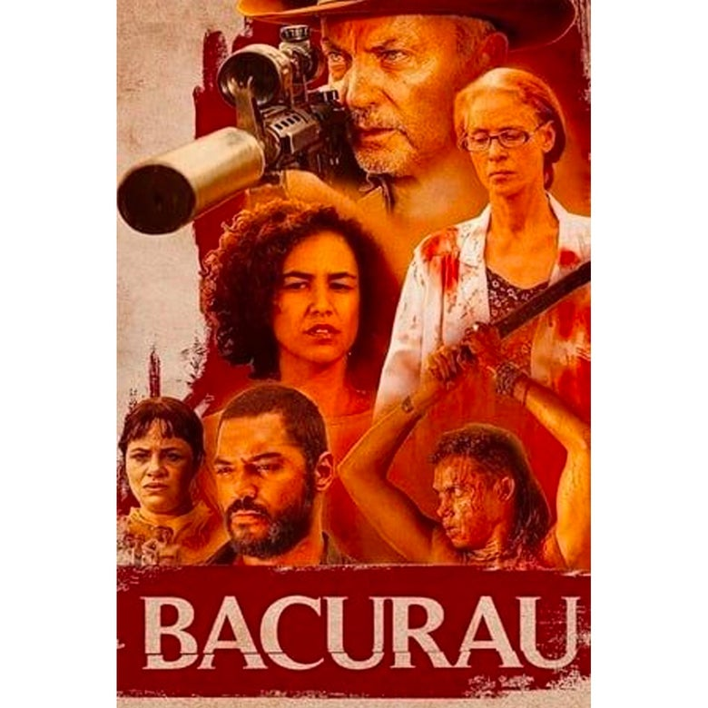 The poster for Bacurau.