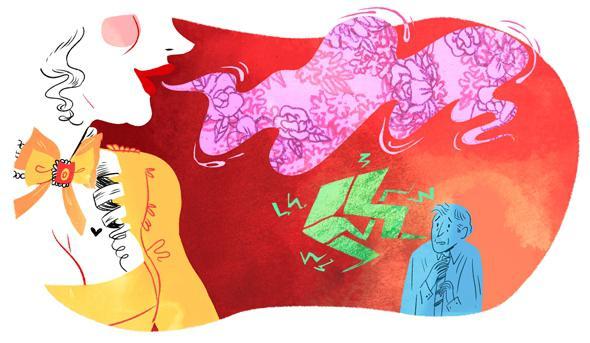 Illustration by Emily Carroll