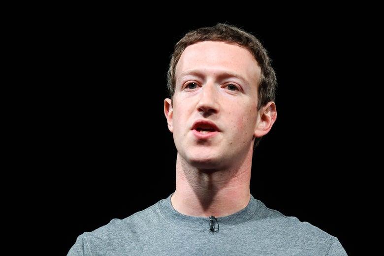 "Facebook CEO Mark Zuckerberg says the company ""made mistakes."""