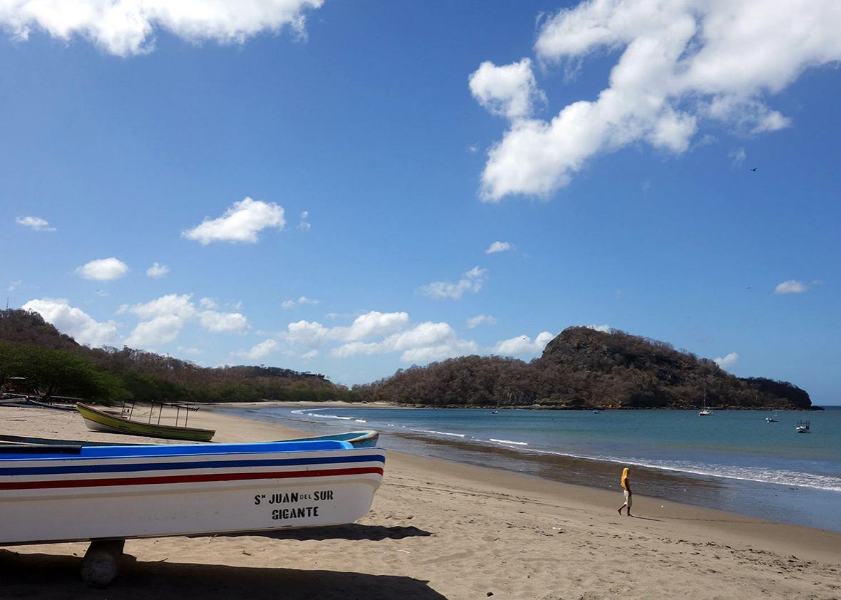 Playa Gigante, Nicaragua.