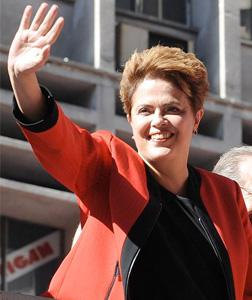 Dilma Rousseff. Click image to expand.