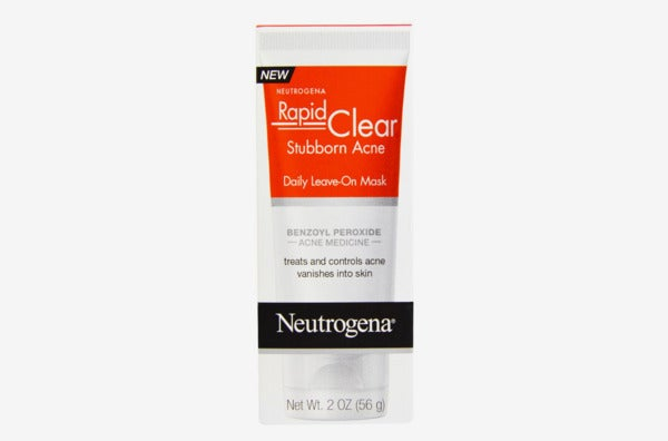 Neutrogena Rapid Clear Stubborn Acne Daily Leave-on Face Mask