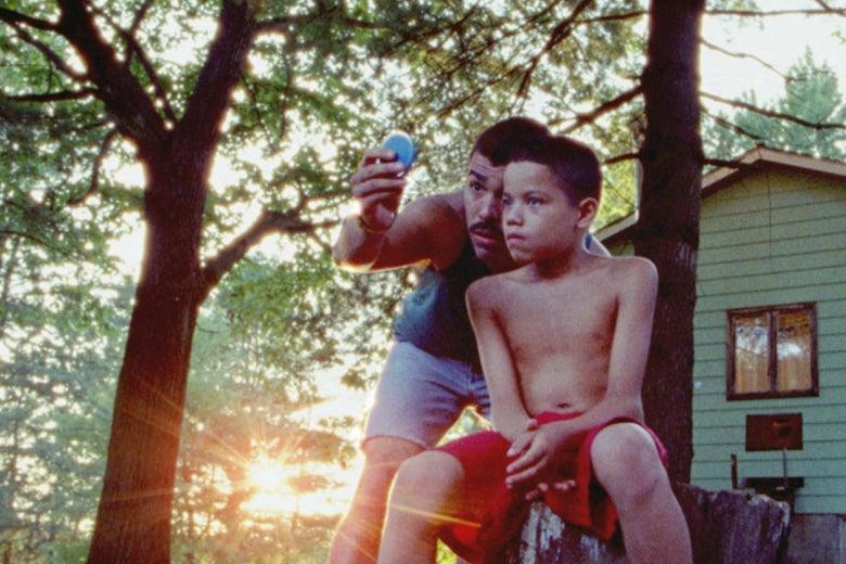Still from We the Animals of Raúl Castillo and Evan Rosado.