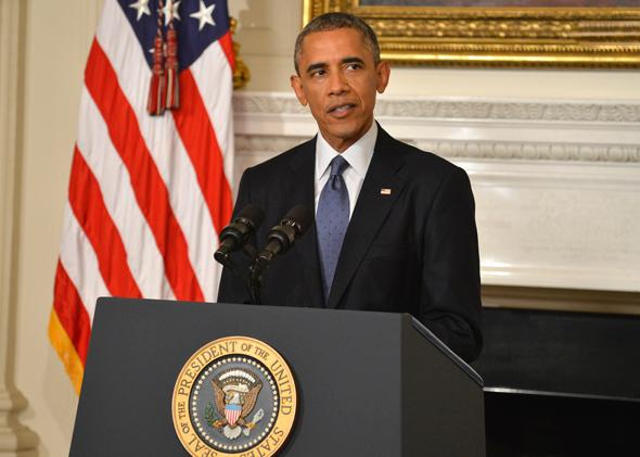 Obama Shouldn't Bomb ISIS in Syria