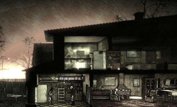 This War of Mine, The Quiet House