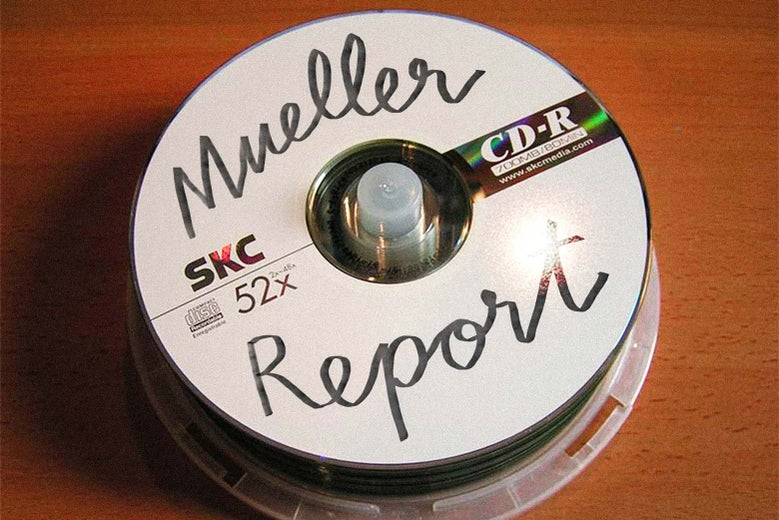 Why Was the Mueller Report Delivered to Congress on CDs?