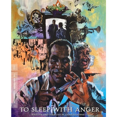 To Sleep With Anger Cover