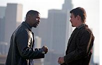 Denzel Washington and Ethan Hawke in Training Day