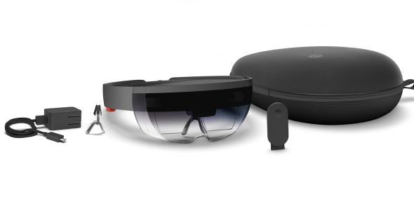 ca48f9dd6579 Microsoft HoloLens goggles might be prone to overheating.