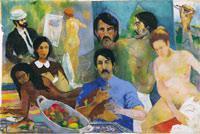 Gauguin's Studio, by Derek Walcott