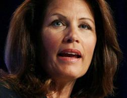 Michele Bachmann. Click image to expand.
