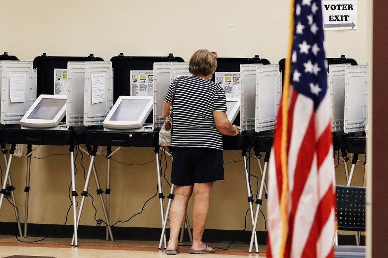 Georgia Is Using Amateur Handwriting Analysis to Disenfranchise Minority Voters