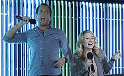 Still from NBC's Up All Night.