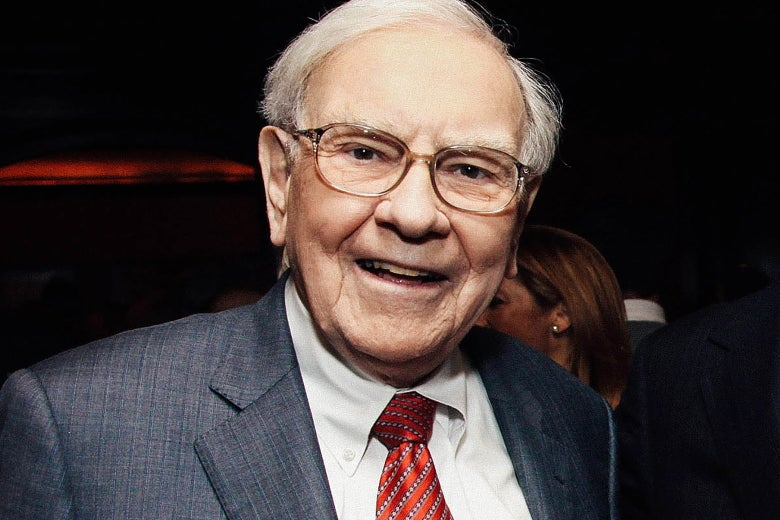 Warren Buffett attends a book party for Tap Dancing to Work: Warren Buffett on Practically Everything, 1966–2012, by Carol Loomis, at the Lambs Club on Nov. 26, 2012, in New York City.