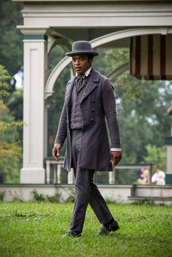 "12 Years A Slave, Chiwetel Ejiofor as ""Solomon Northup"""