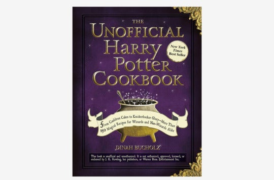 The Unofficial Harry Potter Cookbook.