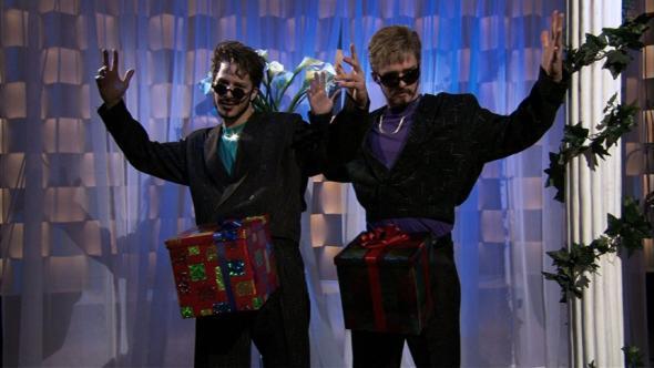 Dick in a Box - Justin Timberlake and Andy Samberg