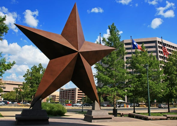 Population growth in U S  cities: Austin is blowing away the