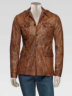 Gucci jacket.